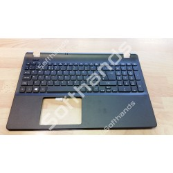 Acer ES1-512 UK Keyboard Black with Palmrest