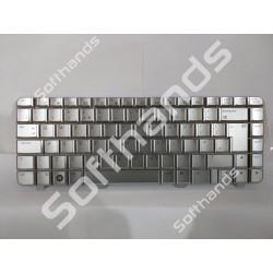 HP Pavilion DV4-1000 Silver UK Keyboard