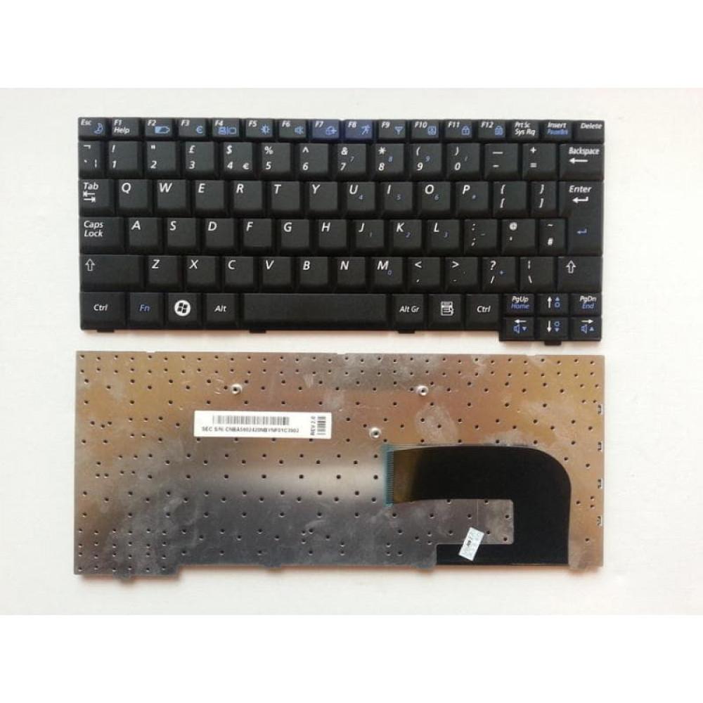 Samsung NC10 NC130 NC140 Black UK Keyboard