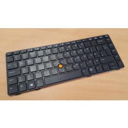 HP Elitebook 8460P 8470p UK Keyboard