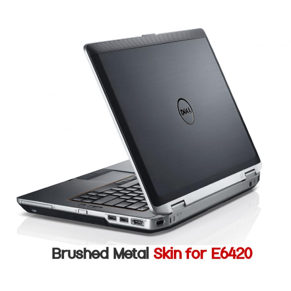 Dell Latitude E6420 Brushed Metal Skin