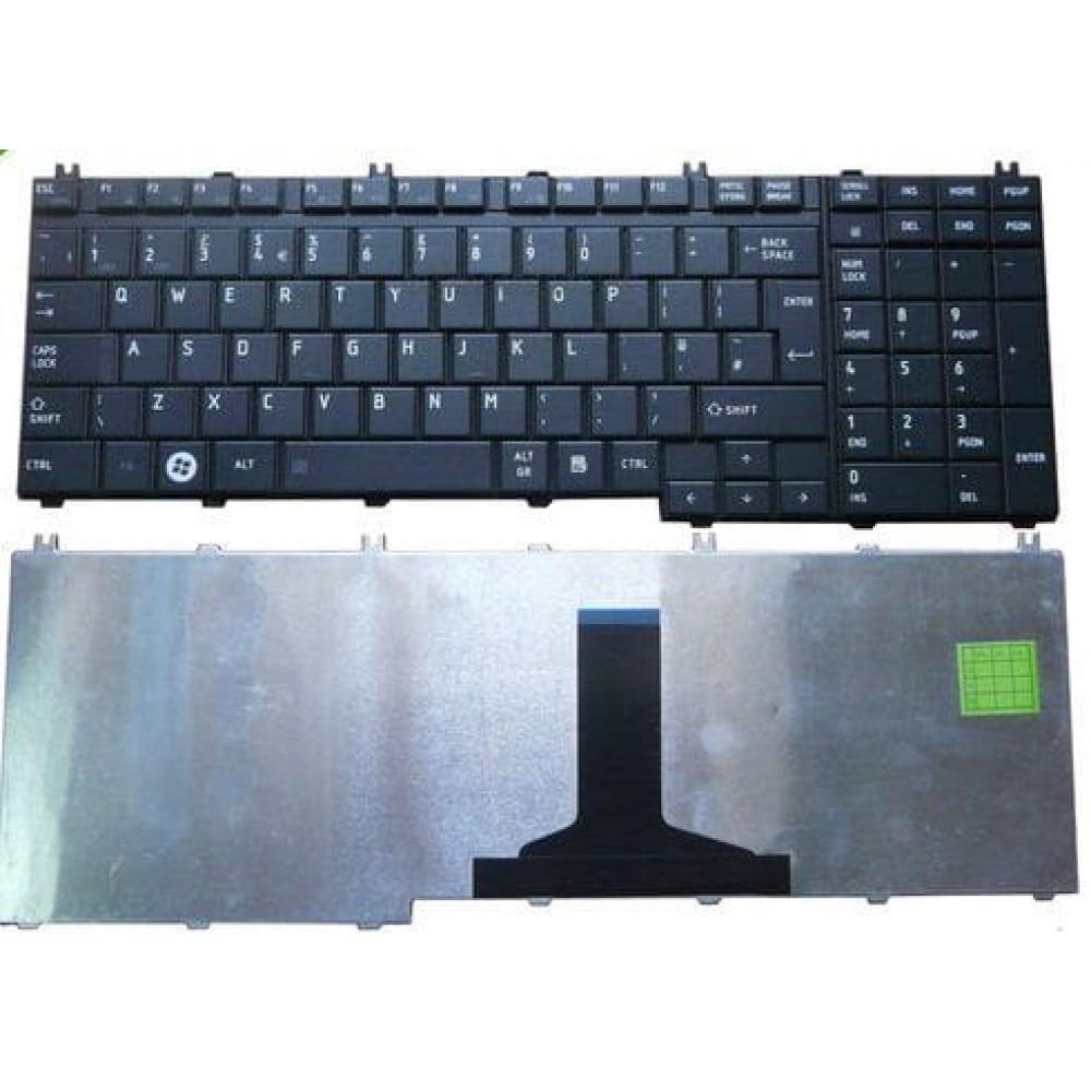 Toshiba Mini 100 NB100 NB105 UK Keyboard