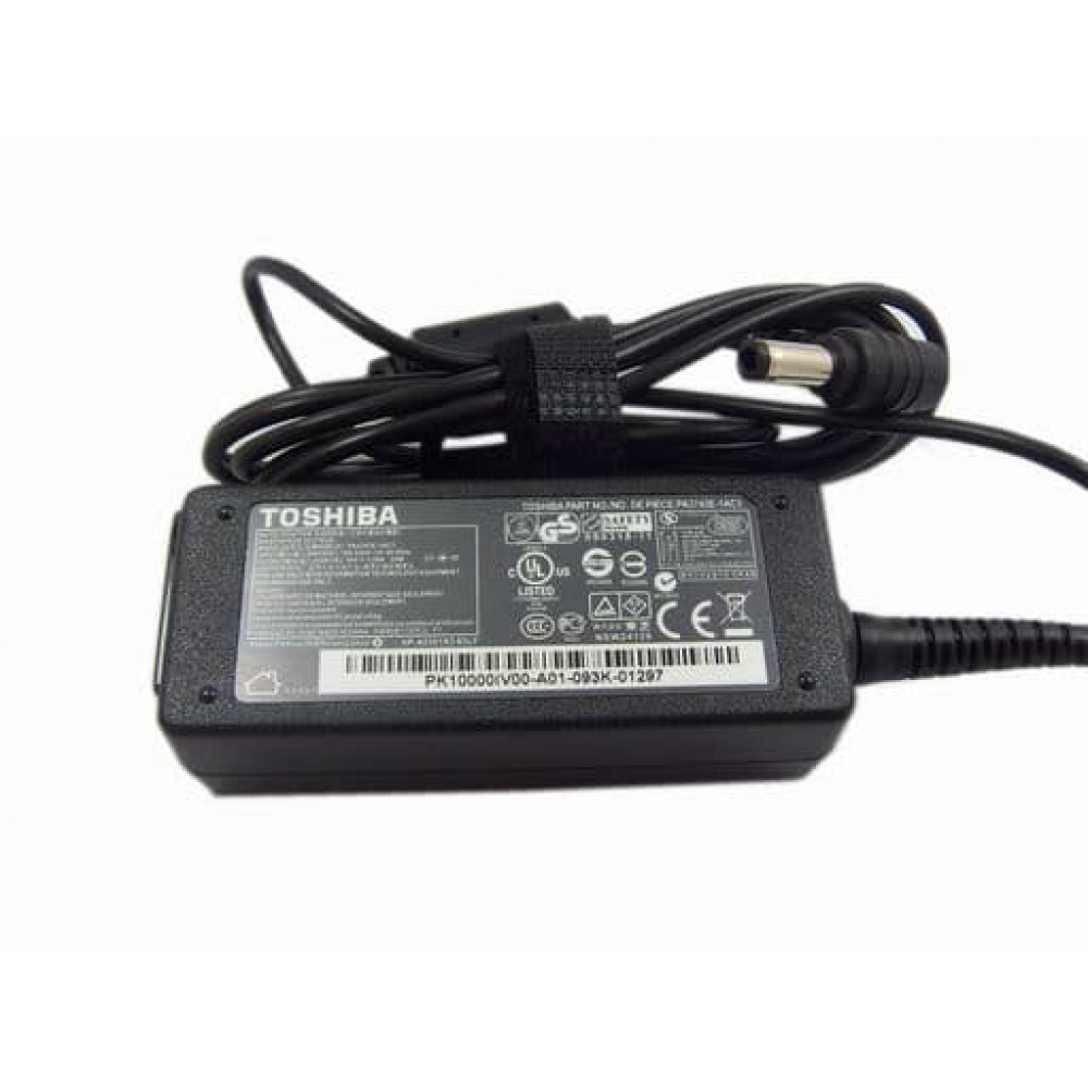 Genuine Toshiba 19V 1.58A 30W Laptop Charger