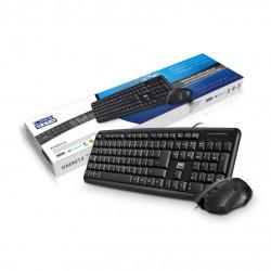 LMS Data USB Full-size Keyboard and Optical Mouse Bundle