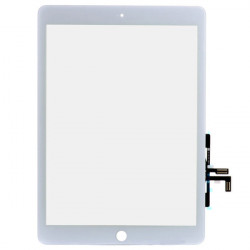 Apple iPAD Air 5 Touch Glass Digitizer - White