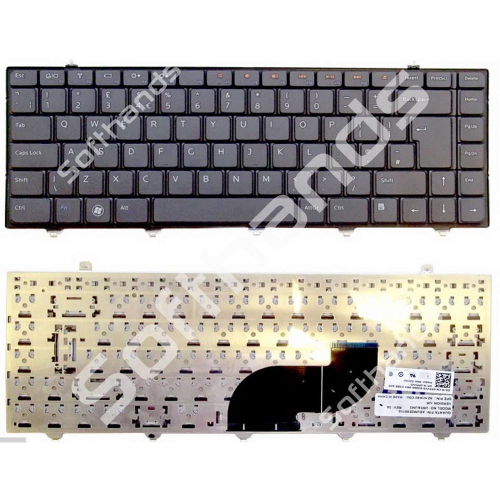 Dell Inspiron 1470 1570 STUDIO 14 14Z 1450 1475 UK Keyboard