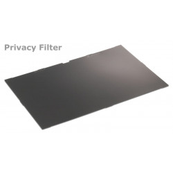 "HP AU100AA#AC3 14"" Laptop Screen Privacy Filter"
