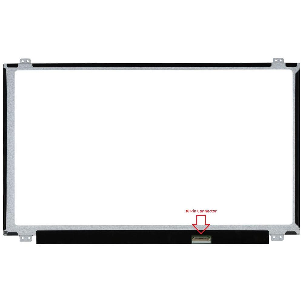 CMO 15.6 Inch WXGA HD 30 PIN eDP Slim LED Screen