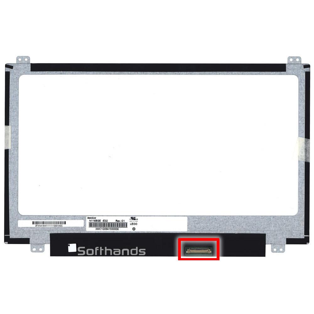 CMO N116BGE-E32 11.6 WXGA HD 30 PIN eDP LED Screen