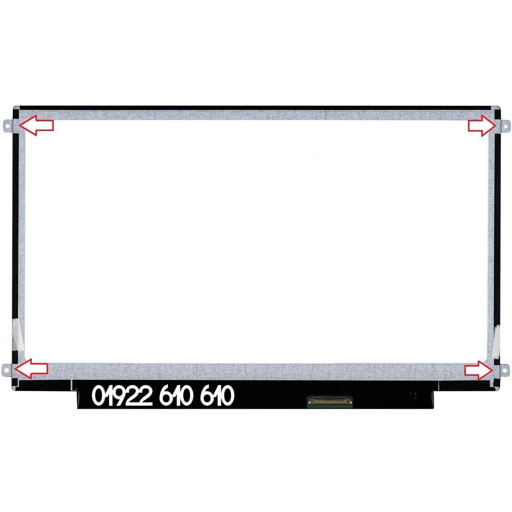 AUO B133XW01 V2 13.3 Slim WXGA 40 PIN LED Screen