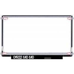 "Toshiba LT1333EE09300 13.3"" Replacement LED Screen"