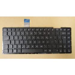 Asus X401 X401A X401E X401U Black UK Keyboard
